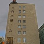 cuadernos de viaje –Helsinki– Arabia