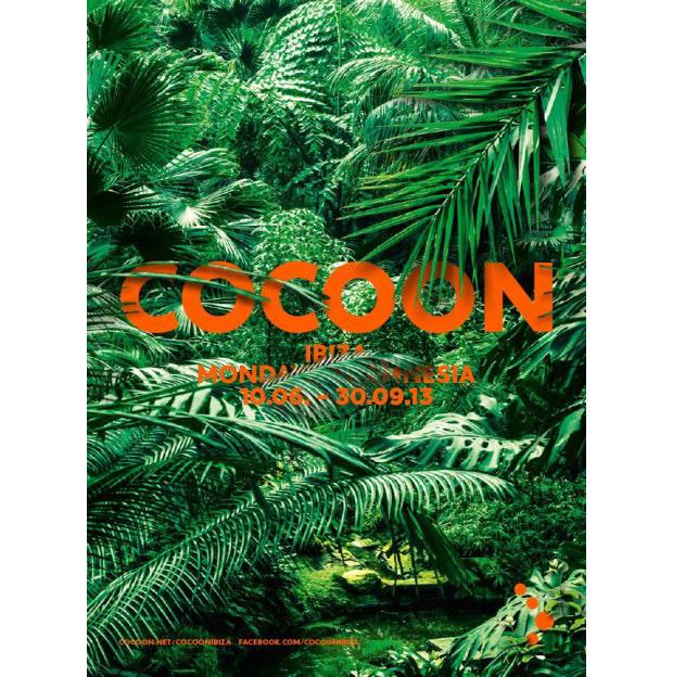 Ibiza Design Awards – cartel Cocoon