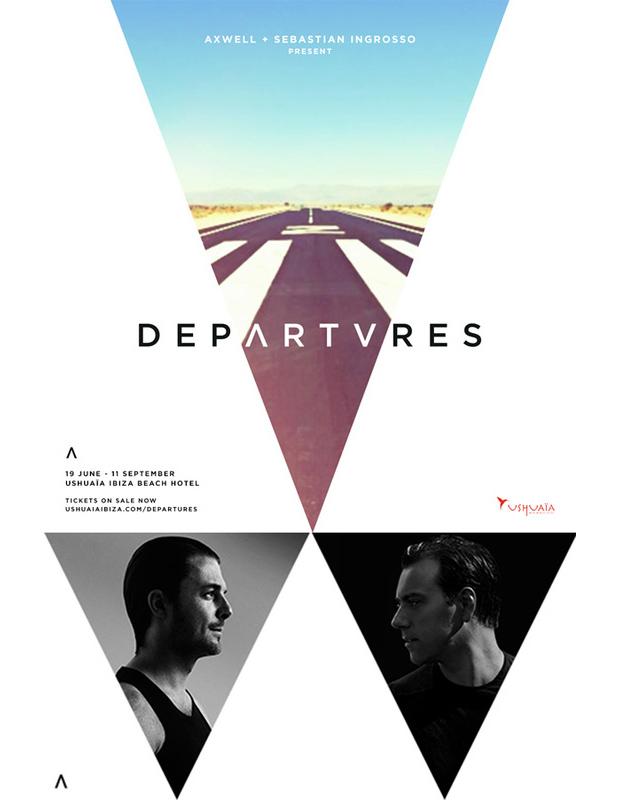 Ibiza Design Awards – cartel Ushuaia
