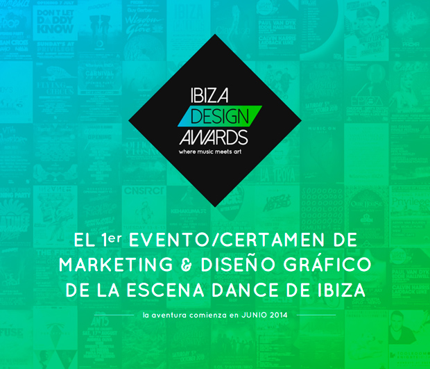 Ibiza Design Awards – cartel