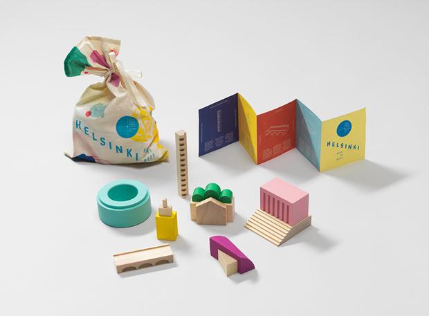 Kokoro & Moi – diseño de piezas en madera con motivo de la Design Week Helsinki