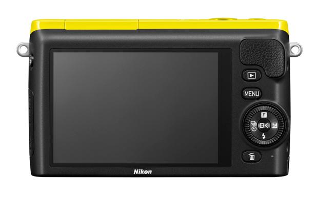 Nueva Nikon 1 S2 – back
