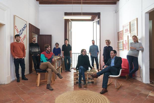 Pablo Martín - foto de equipo Design by Atlas