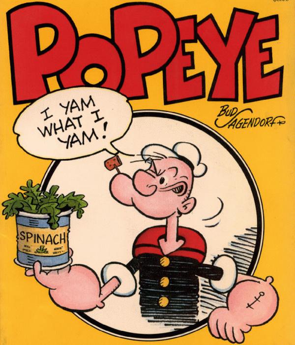 Popeye – Bud Sagendorf