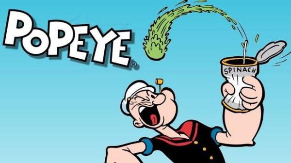 Popeye el Marino – Segar