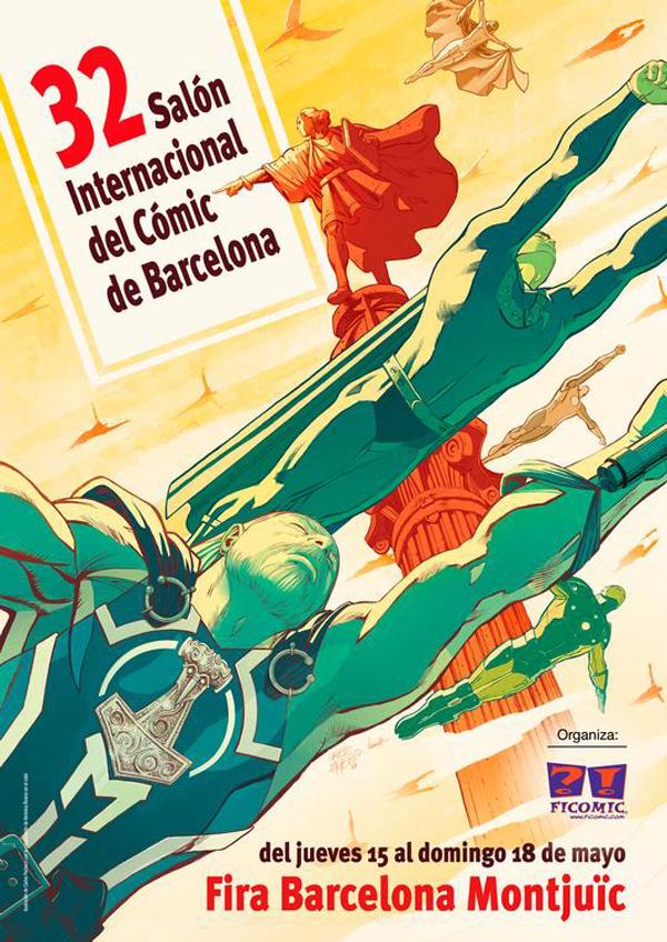 32 Salón del Cómic de Barcelona