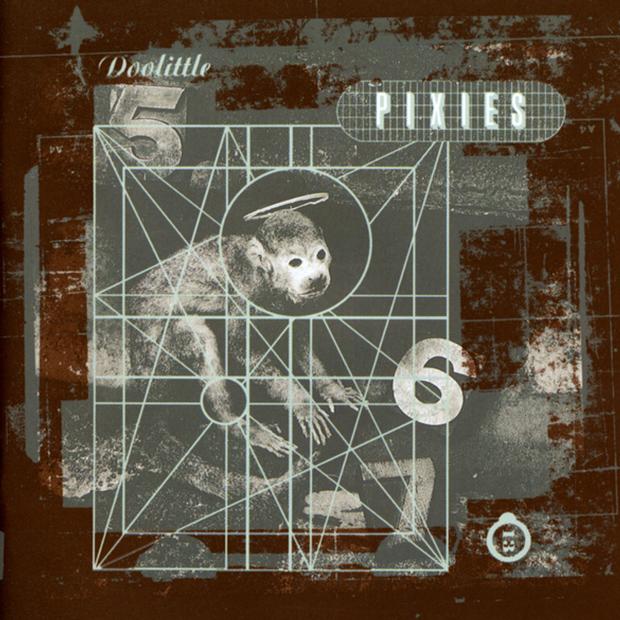 Vaughan Oliver – Doolittle, portada de Pixies