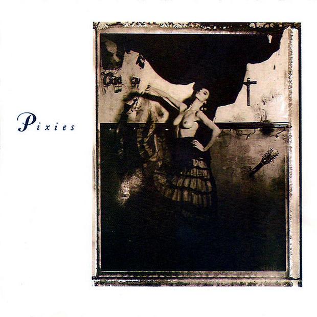 Vaughan Oliver – Surfer Rosa, portada de Pixies