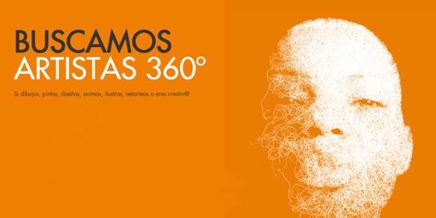 Visual Talent busca al nuevo artista 360º