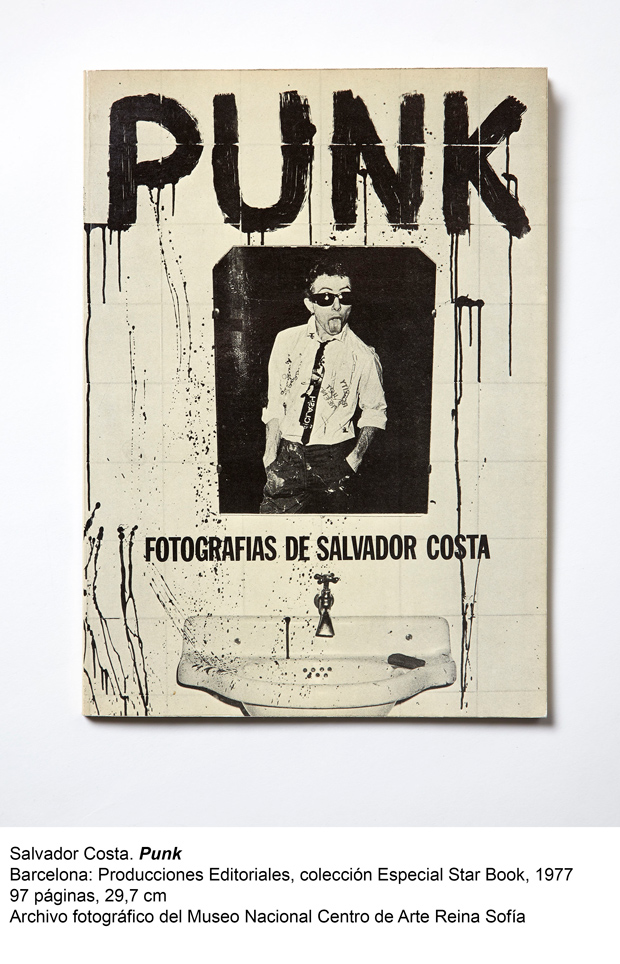 fotolibros – Salvador Costa – Punk