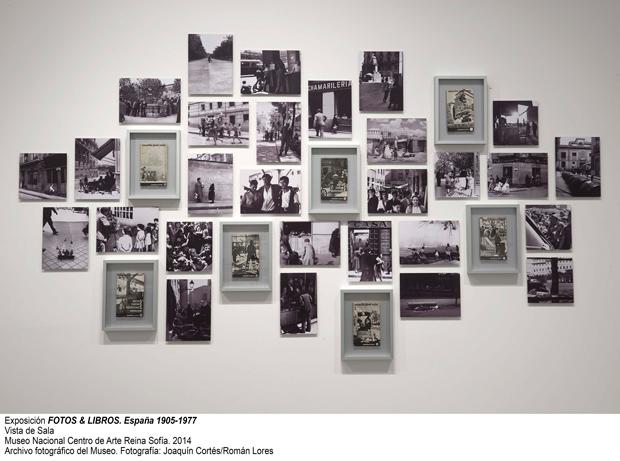 Más que fotos, más que libros: fotolibros –  fotolibros – exposición en el Museo Reina Sofía