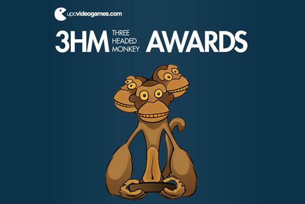 Premios del 2º concurso de diseño de videojuegos 3HMA