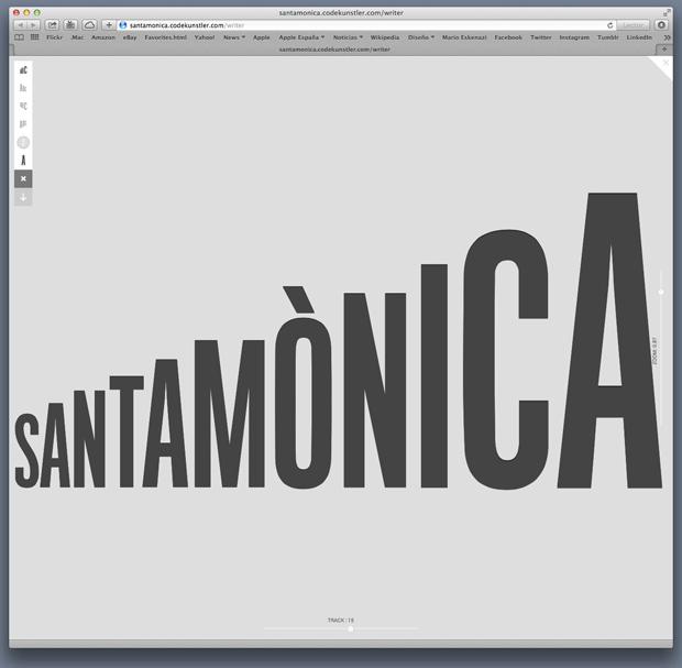 Arts-Santa-Monica – script