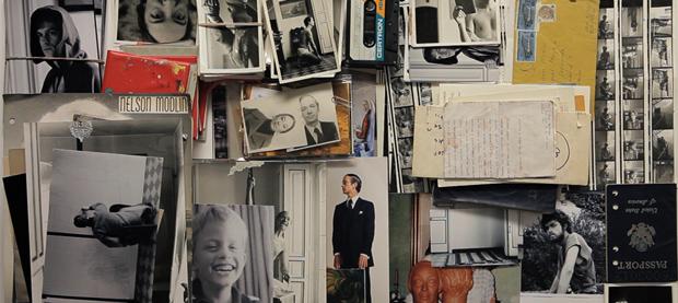 Los Modlin, material para el fotolibro de Paco Gómez