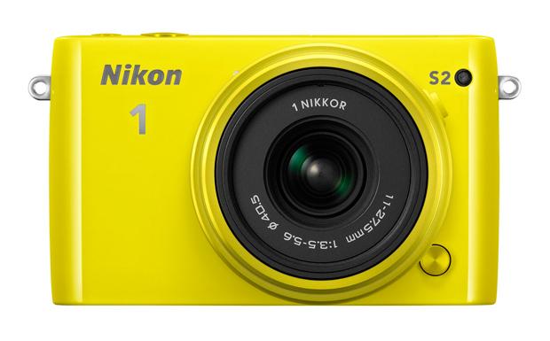 Nueva Nikon 1 S2 – yellow