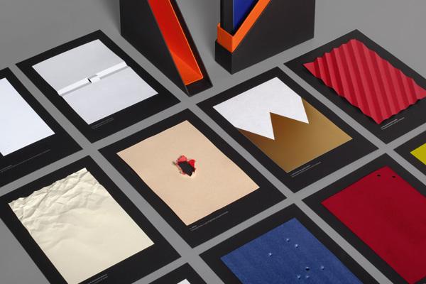 Atipo – packaging – Papeles de cine – campaña Minke galería de papeles