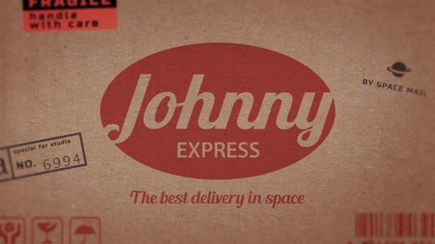 JohnnyExpress – corto de animación de Alfred Imageworks