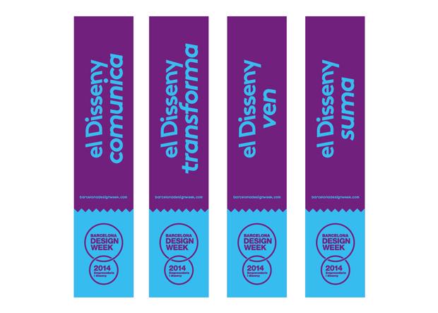 BCD 2014 missatges – Toormix restyling de la marca