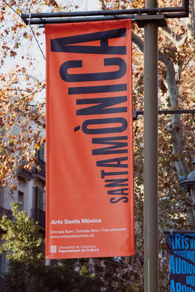 Arts-Santa-Monica – banderola