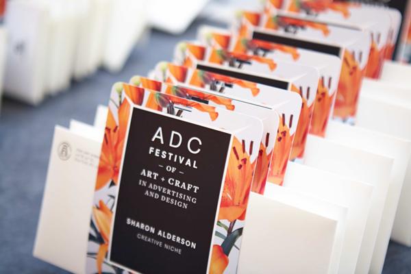 ADC Festival 2014 – papelería Crowd Studio