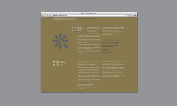 Coma-diseño web de Mucho