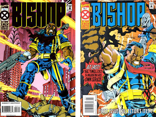 Ediciones del cómic Bishop