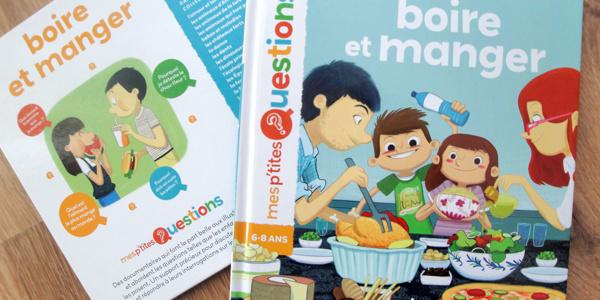 Ilustraciones para Boire et mange