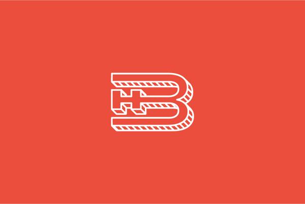 Diseño de marca y packaging para Bouch Burger Bistro, diseñado por Firmalt