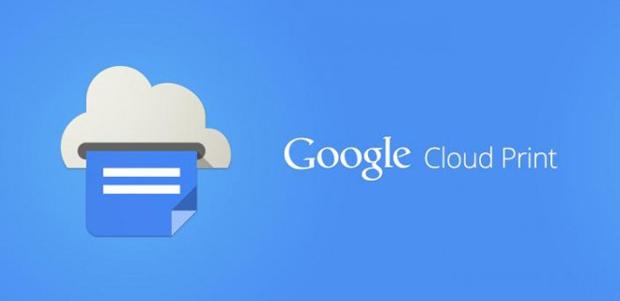 Logotipo de la aplicación Cloud Print
