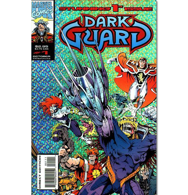 Dark Guard, por Carlos Pacheco