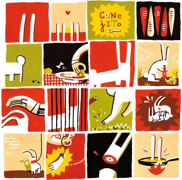 Ilustración para proyecto personal