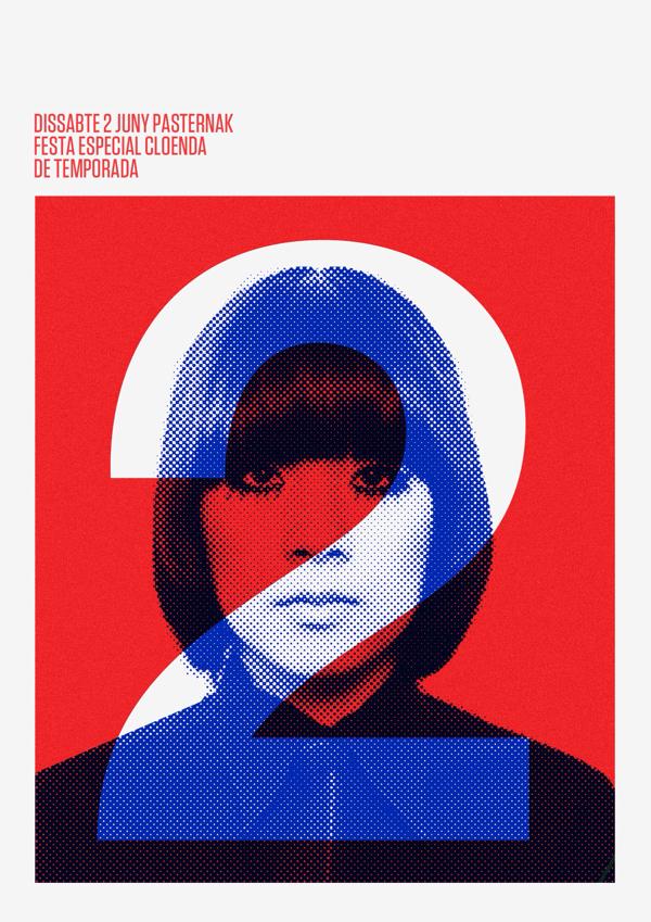 Poster diseñado por Quim Marin