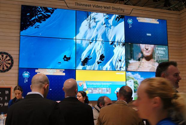 Videowall Samsung