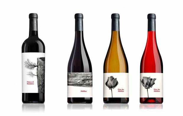 Botellas de vino de Terra d'Art