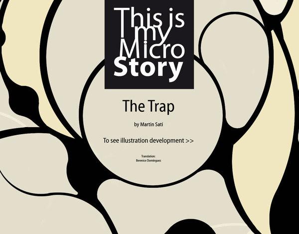 Ilustraciones para The Trap