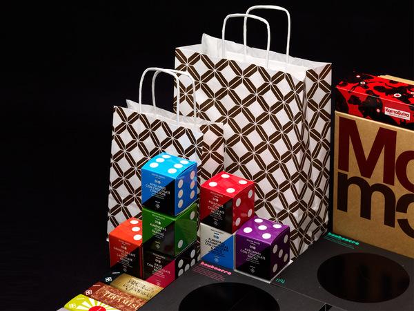 Diseño de packaging para Xocoa