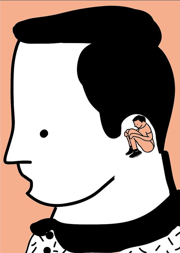 Ilustración de Alessandro Apai