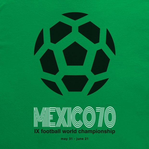 mexico70-sports-green-design-flat