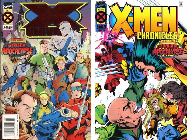 Ediciones de X-Men