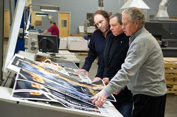 Anthony Goldschmidt y aquellos maravillosos carteles de cine