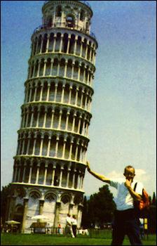 Keith Haring – Torre de Pisa
