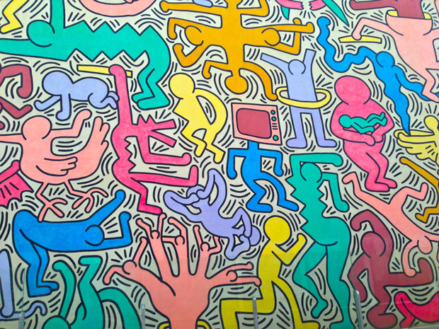 Keith Haring – Tuttomondo