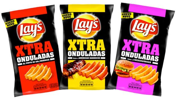 Lays – packaging de Morillas