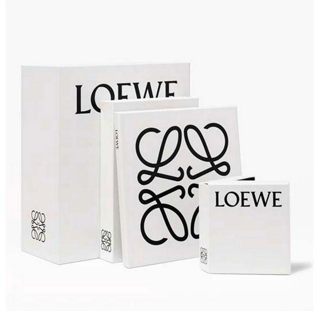 Loewe - nuevo packaging