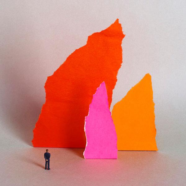Olimpia Zagnoli – ilustración llamas