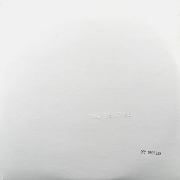 Richard-Hamilton – the white album  – Beatles