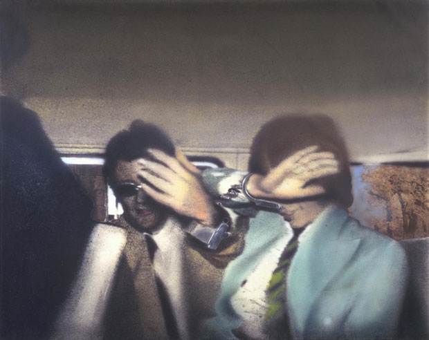 Richard Hamilton – Swingeing London 67