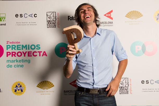 VILLUTI 1r Premio Proyecta al Mejor Cartel de Estreno 2014