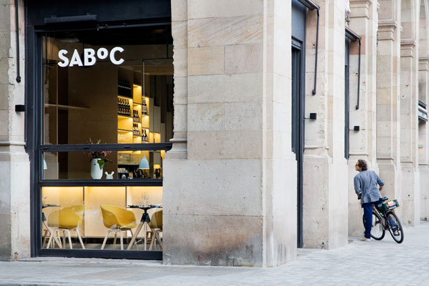 restaurante Saboc – identidad corporativa de Juan Esbert