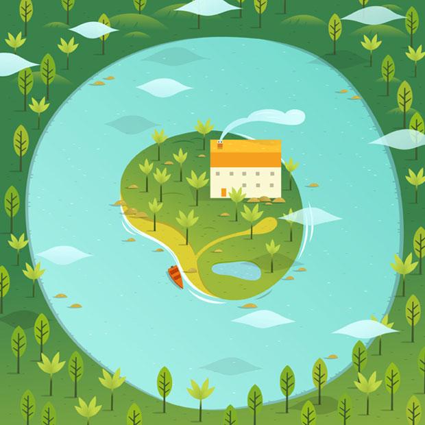 Alex Mathers – Geografía ilustrada – IlustraTour 2014